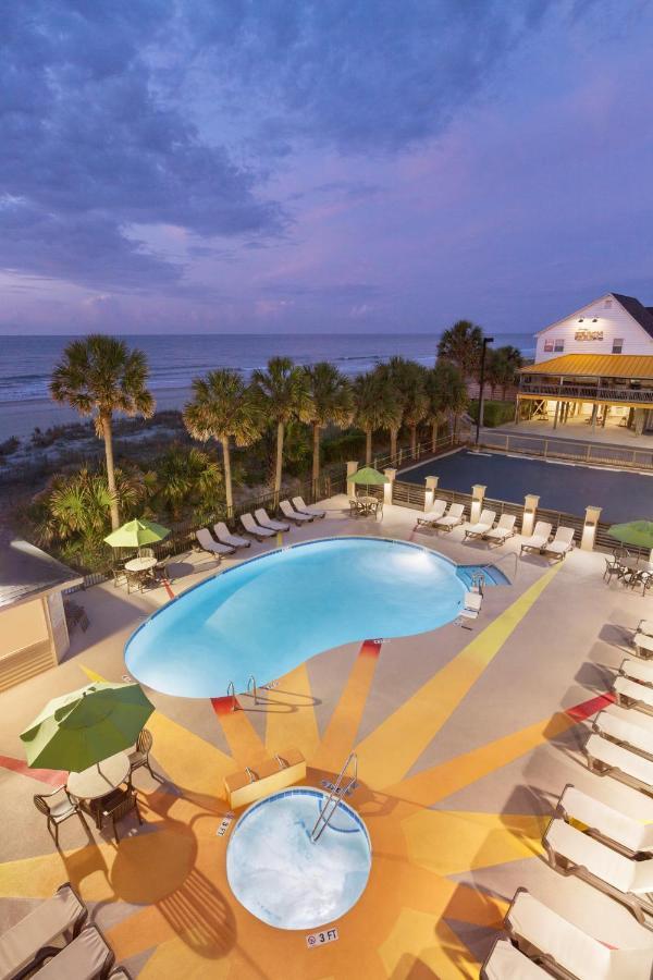 Surfside Beach Oceanfront Hotel Usa
