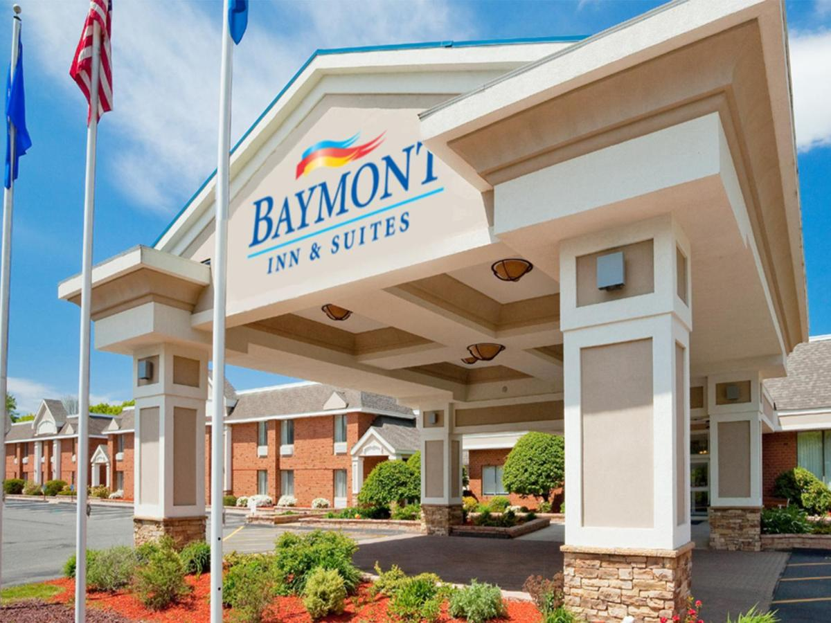 Отель  Baymont By Wyndham East Windsor Bradley Airport