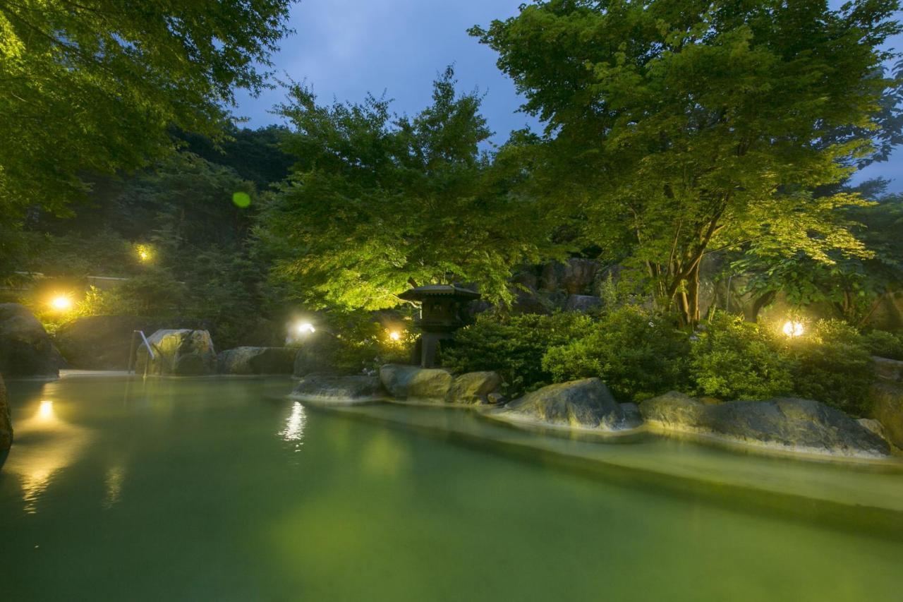 記念日におすすめのホテル・奥飛騨ガーデンホテル焼岳の写真1