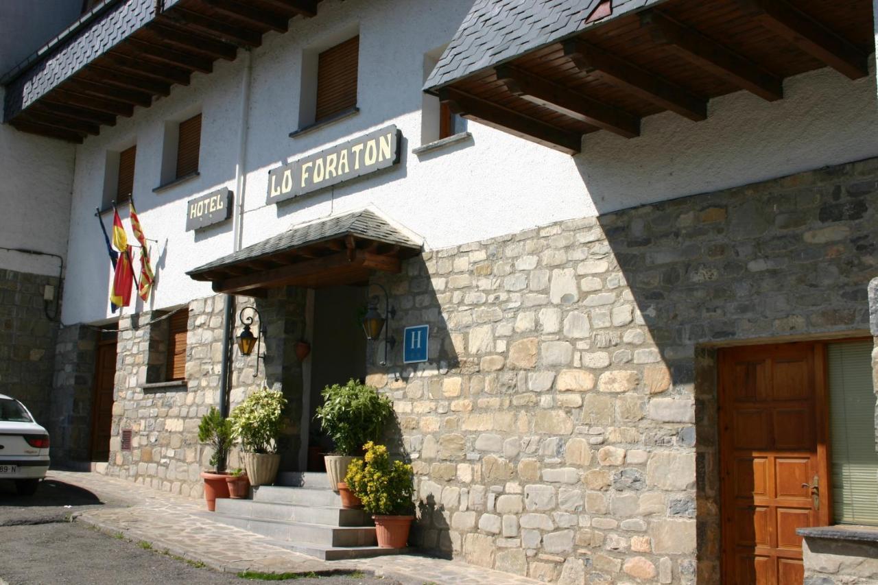 Отель  Hotel Lo Foraton