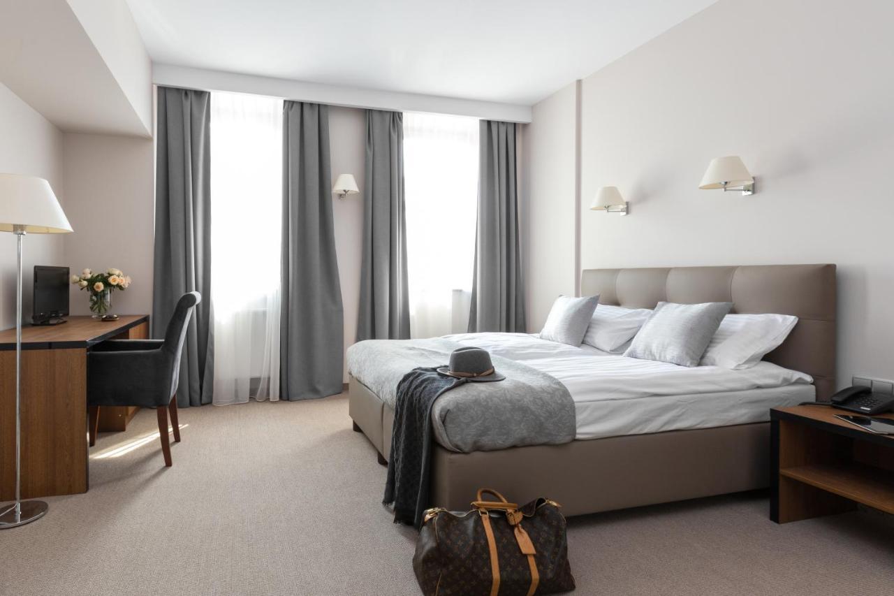 Отель  Grottger Luxury Boutique Hotel City