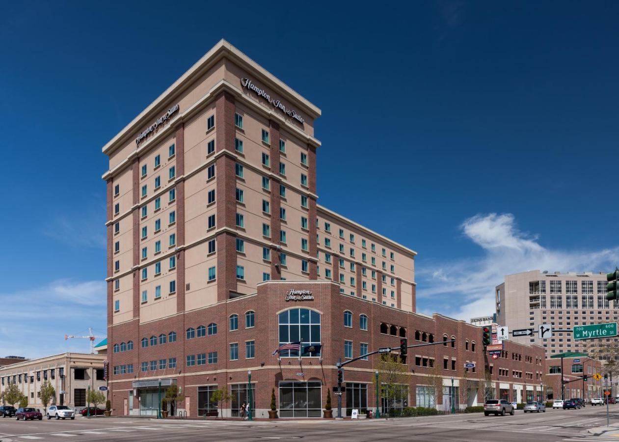 Отель  Hampton Inn & Suites Boise-Downtown