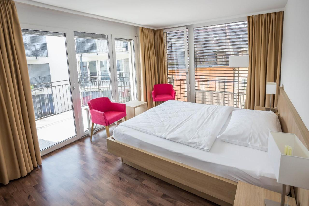 Отель Hotel Oerlikon Inn