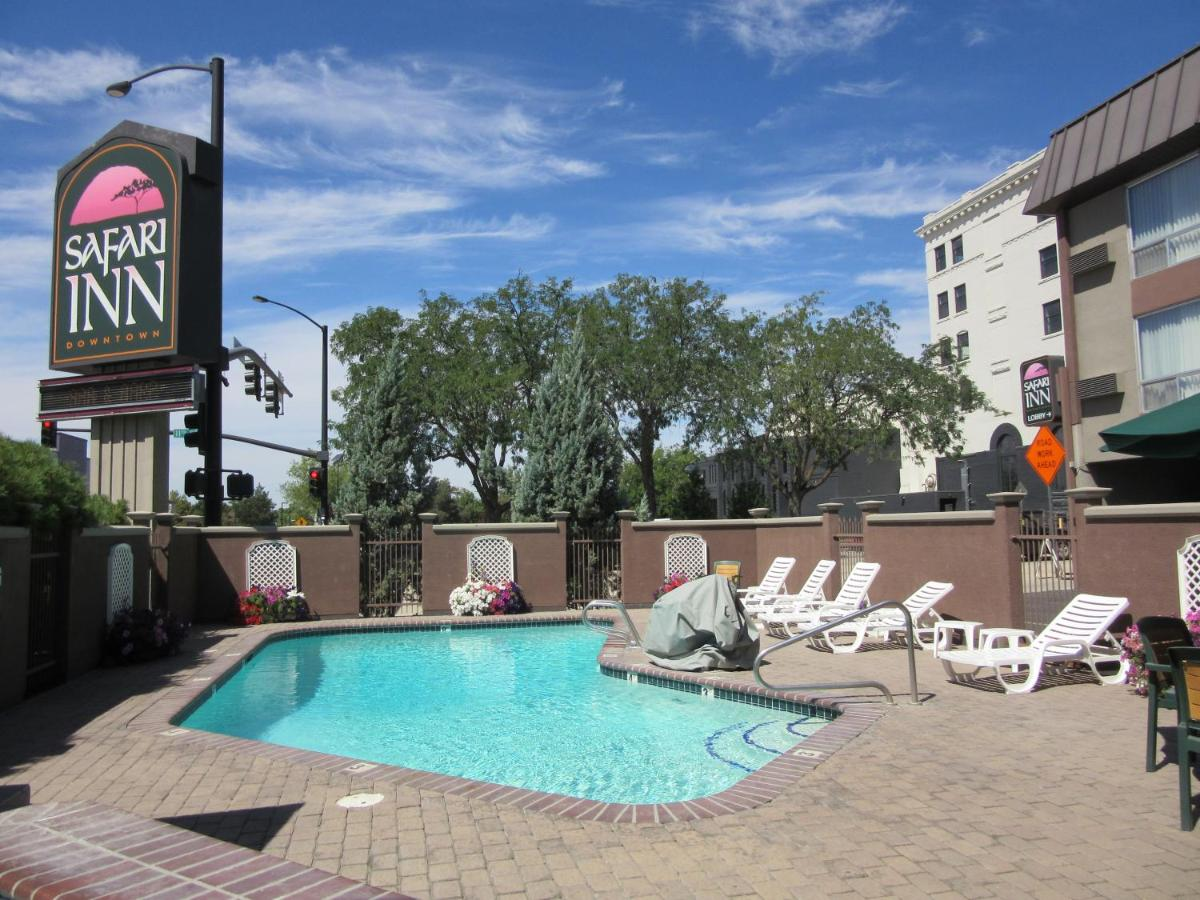 Отель Safari Inn Downtown Boise