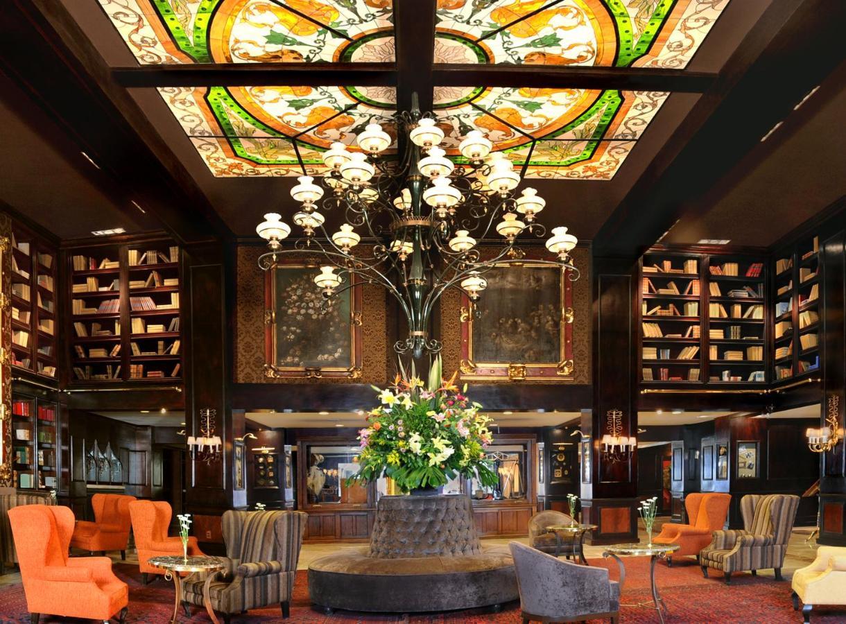 Hotel Geneve Cd De Mexico City