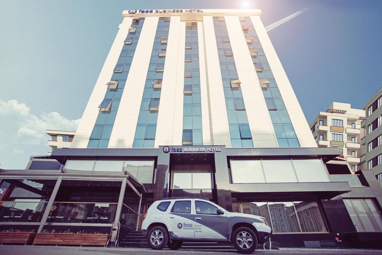 Отель  Fesa Business Hotel