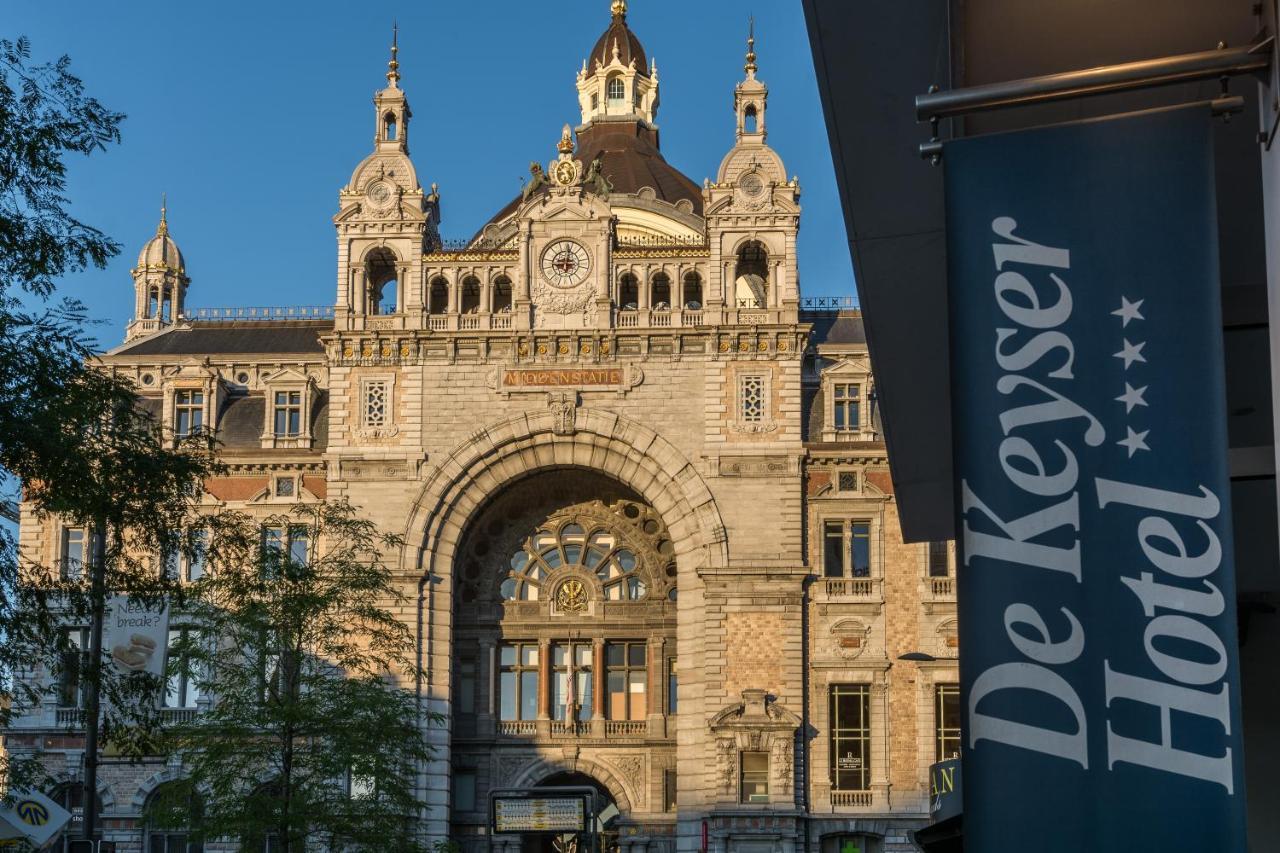 Отель  De Keyser Hotel