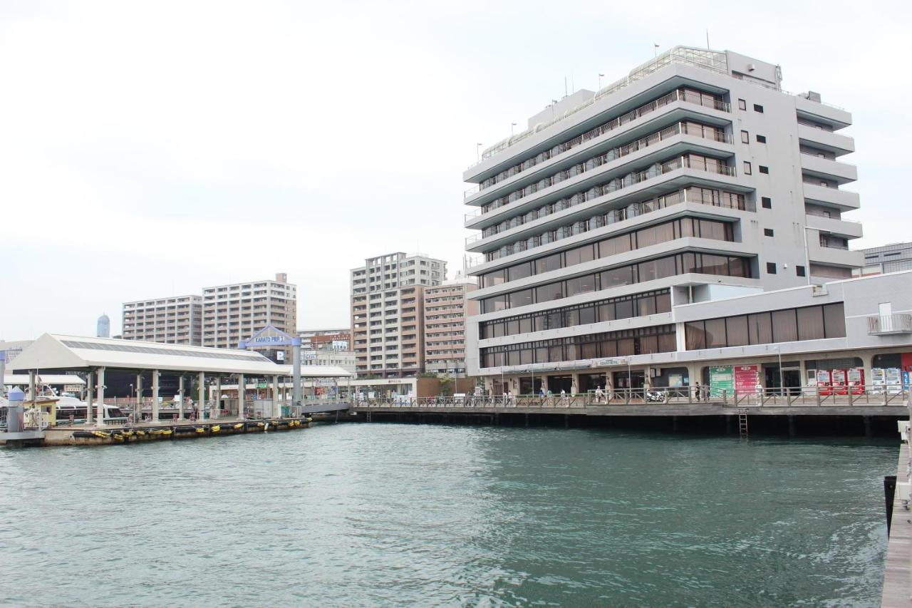 記念日におすすめのホテル・下関グランドホテルの写真1