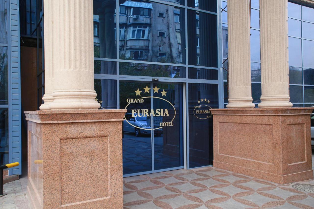 Отель  Отель  Гранд отель Евразия