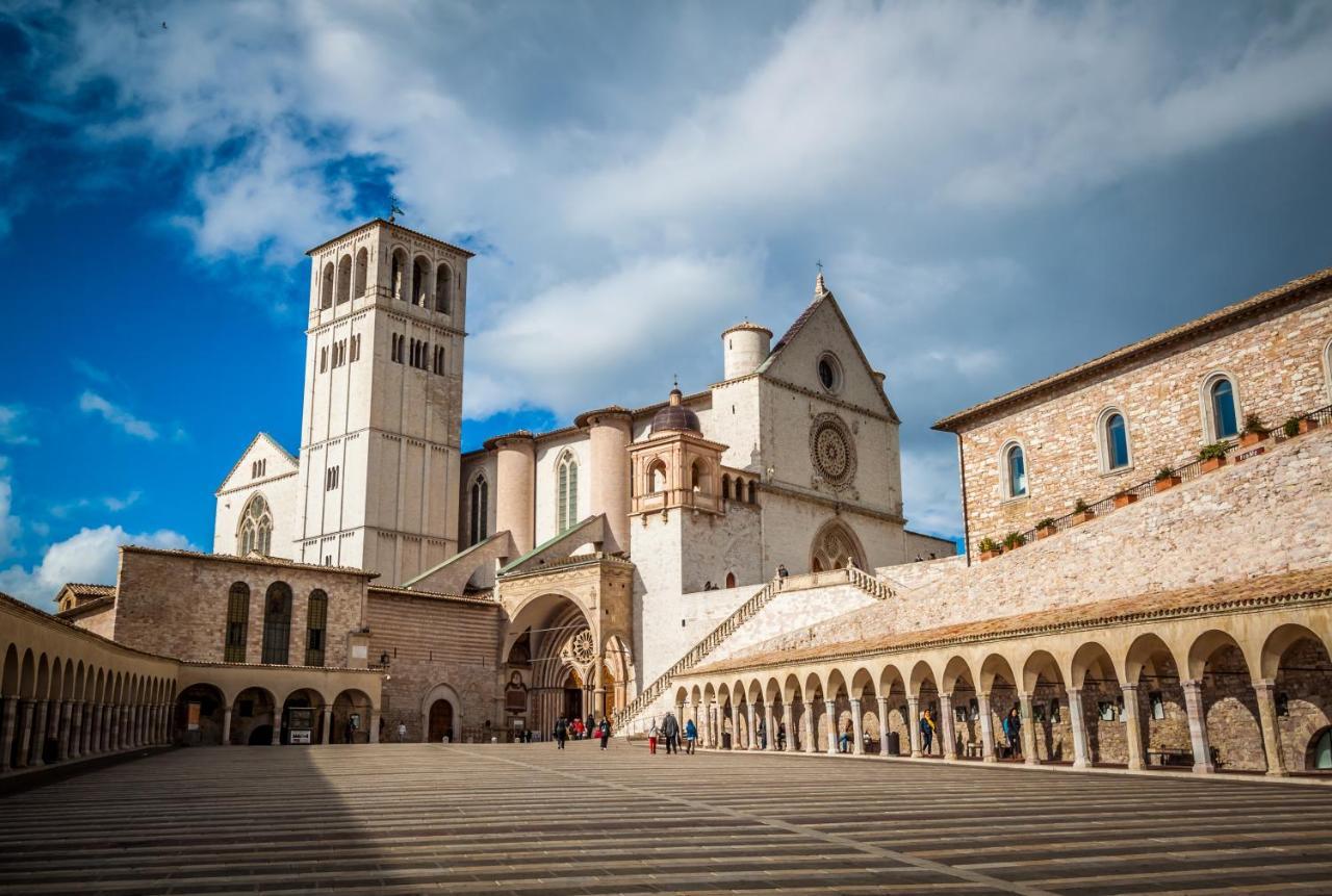базилика Сан Франческо ассизи