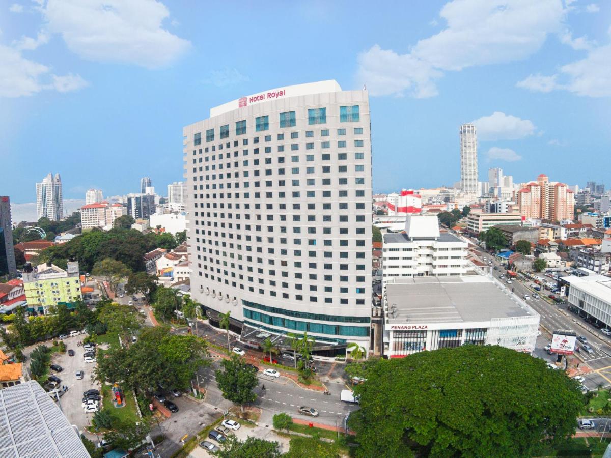 Отель  Hotel Royal Penang