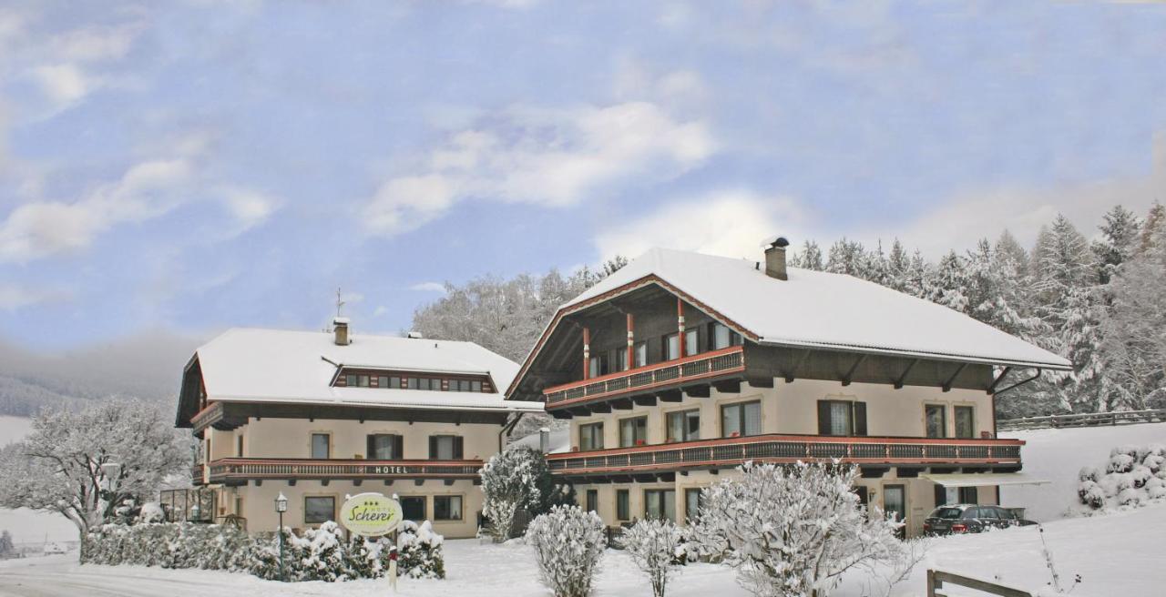 Отель  Hotel Scherer