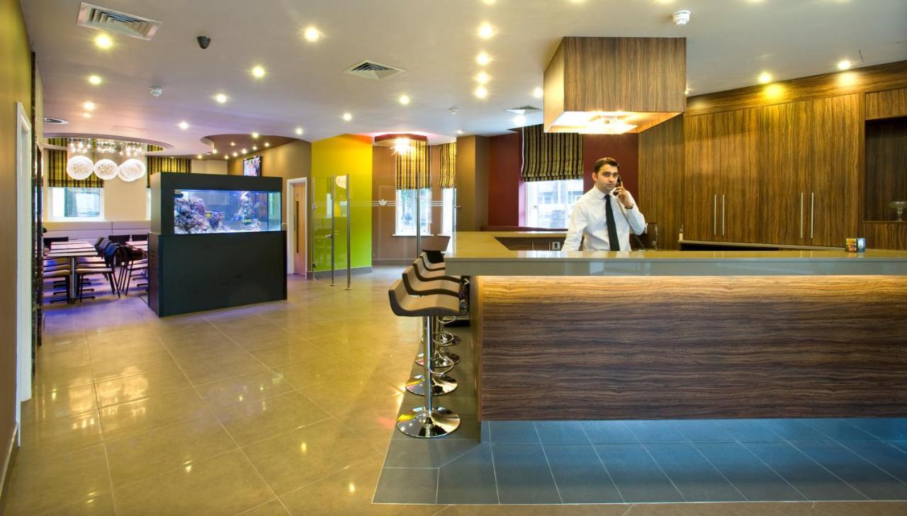 Отель  Eden Plaza Kensington