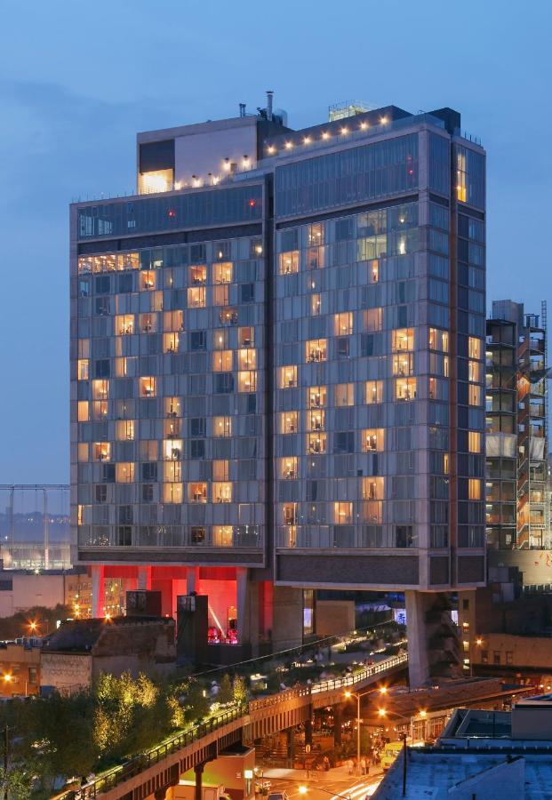 Отель  Отель  The Standard, High Line New York