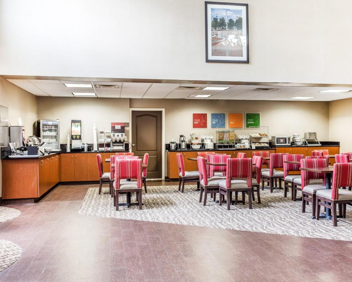 Hotel Comfort Suites Morrow Ga Booking Com
