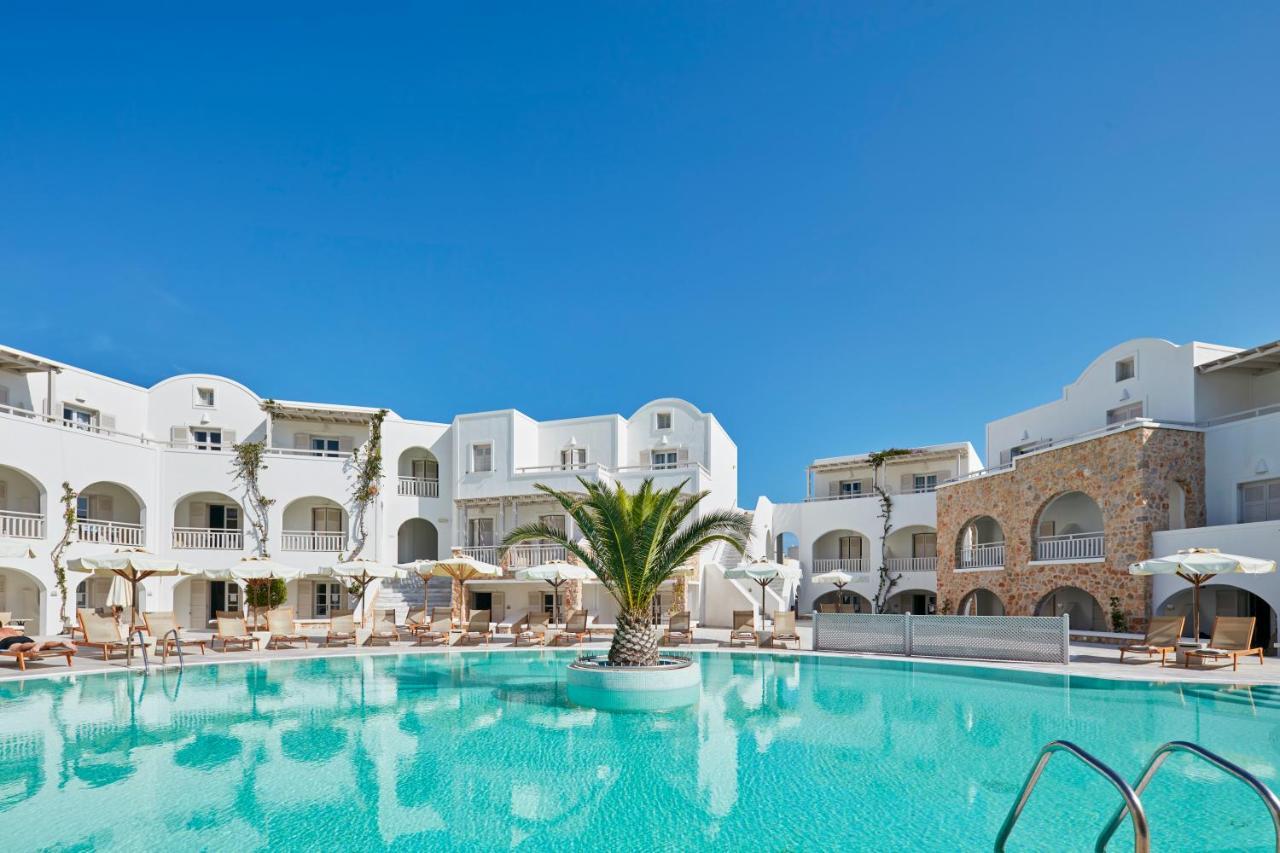 Piscina di Aegean Plaza Hotel o nelle vicinanze