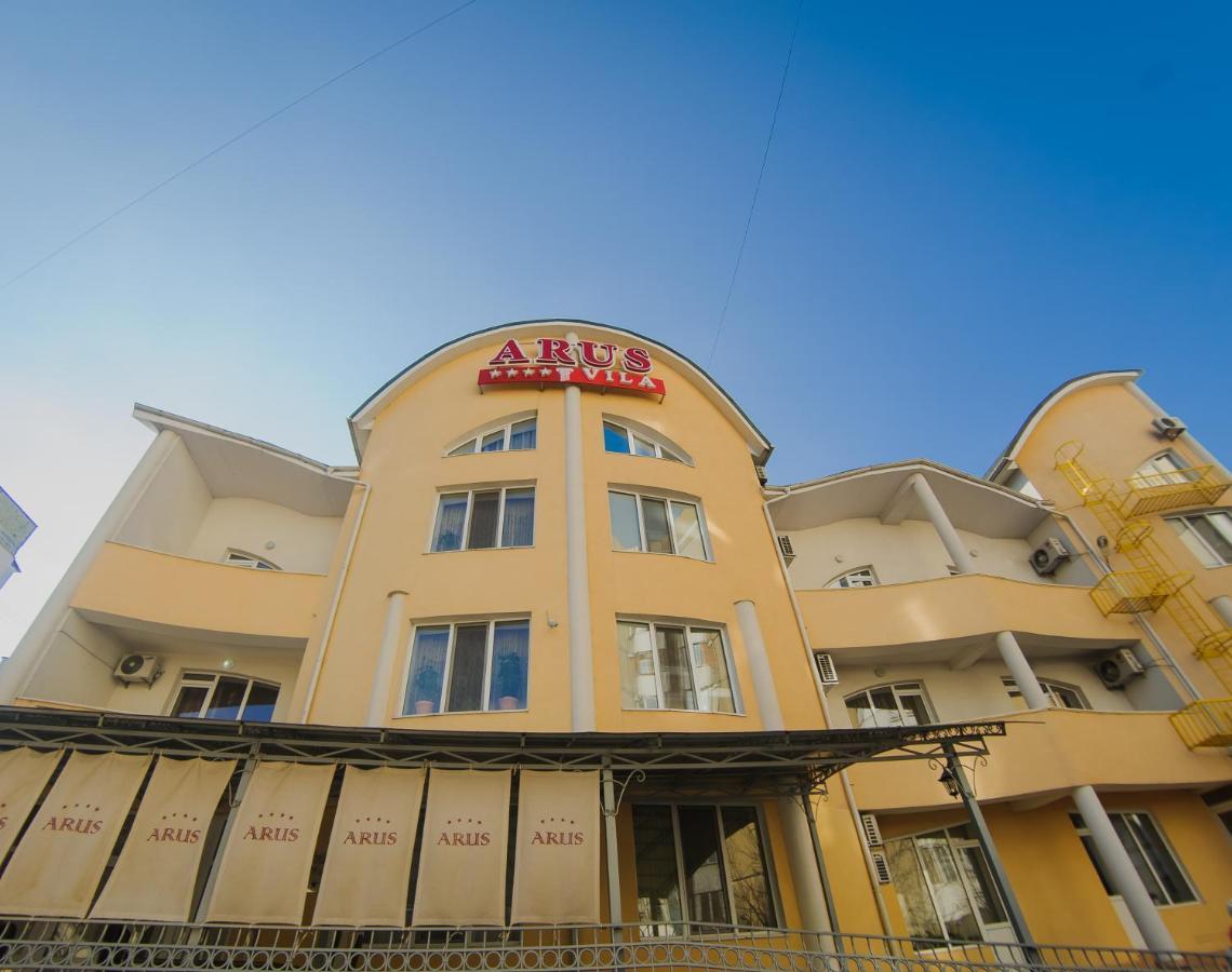 Отель  Villa Arus