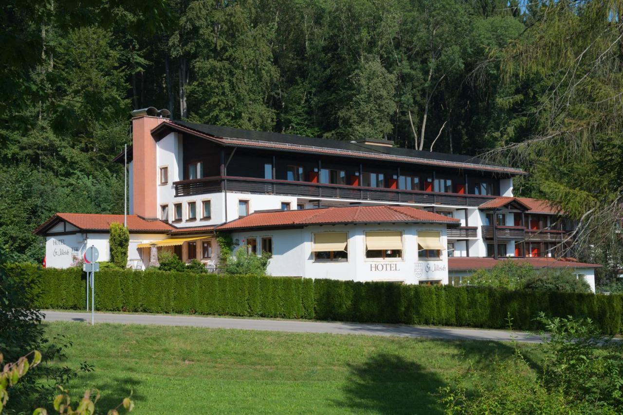 Отель  Hotel St. Ulrich Garni