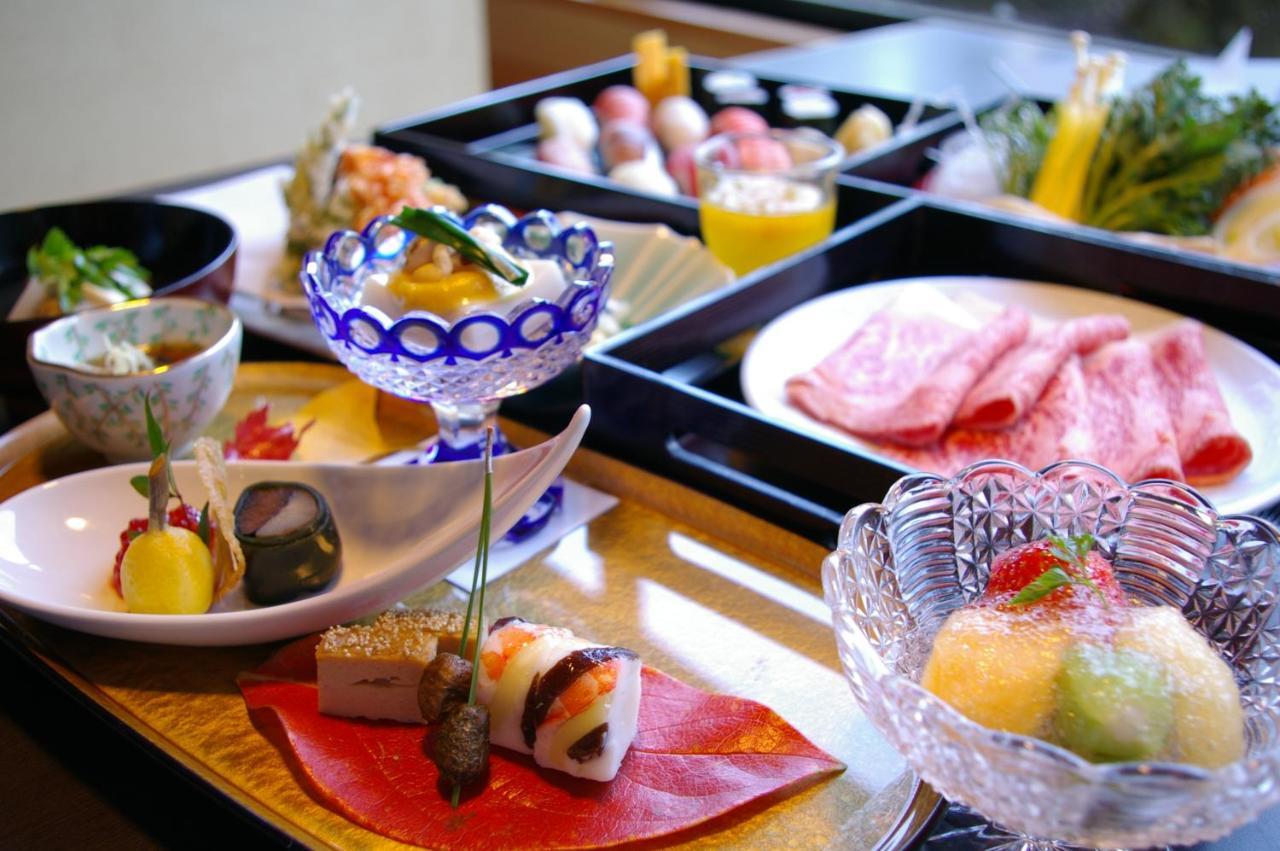 記念日におすすめのレストラン・箱根強羅温泉 季の湯 雪月花の写真5