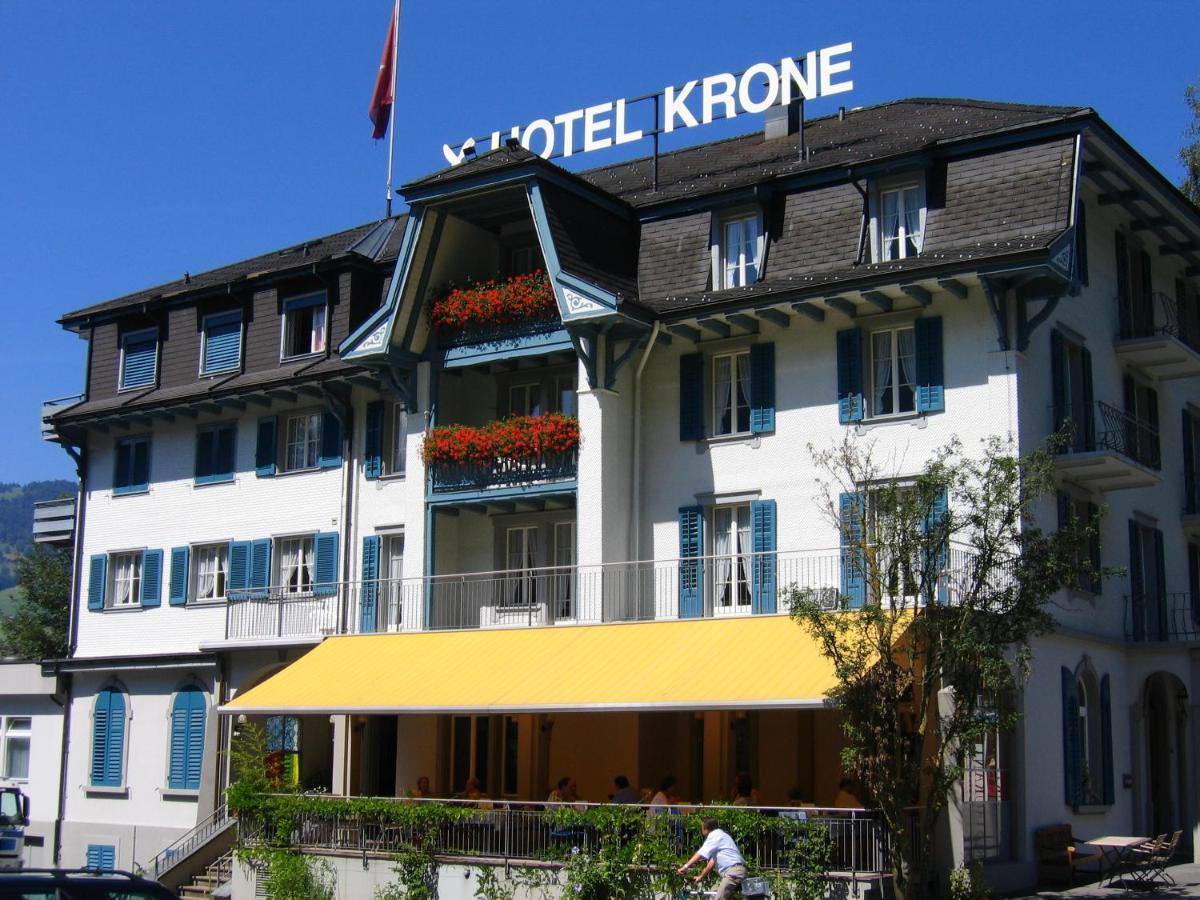 Отель  Kultur-Hotel Krone Giswil