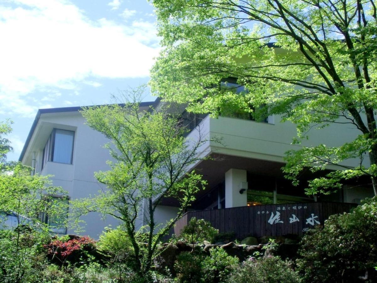 記念日におすすめのホテル・ホテル佳山水の写真1