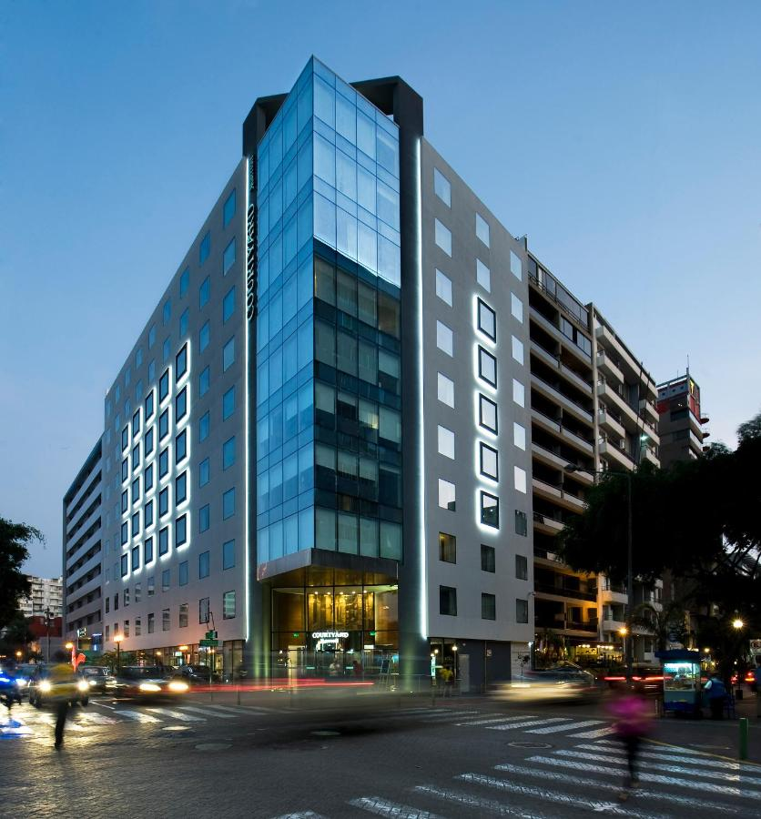 Hotel Courtyard by Marriott Lima Miraflor (Peru Lima ...