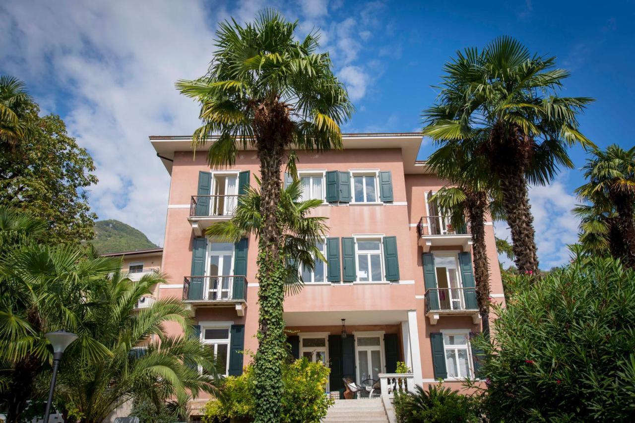 Фото  Отель типа «постель и завтрак»  Albergo Garnì Villa Moretti