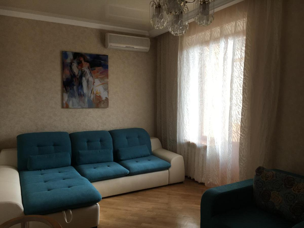 Фото  Апартаменты/квартира  Apartment On Odesskaya