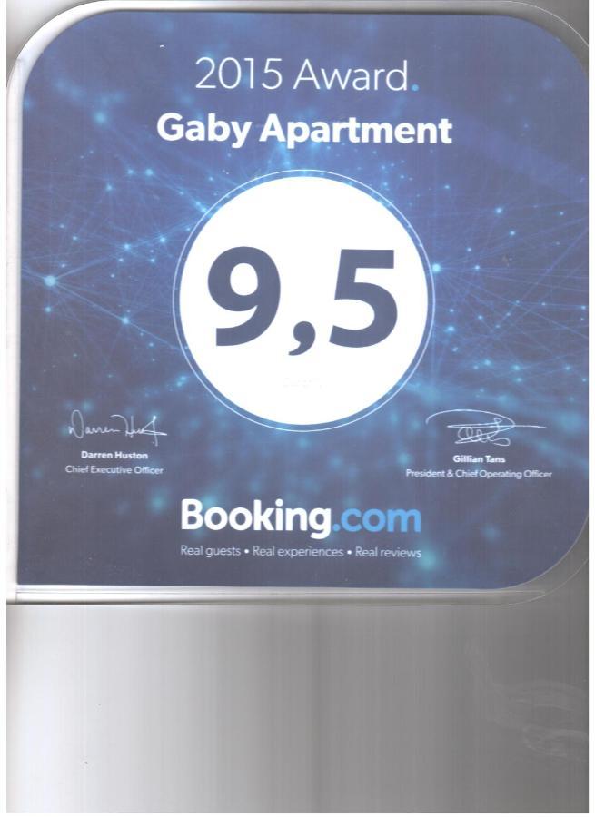 Апартаменты/квартиры Gaby Apartment
