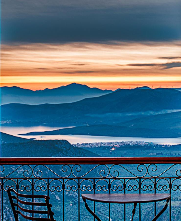 Отель  Fedriades Delphi Hotel
