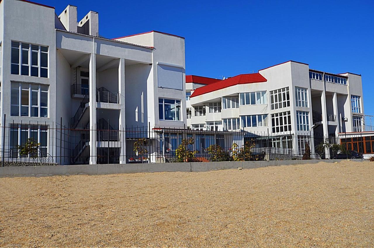 Фото  Апартаменты  Апартаменты Море-Море на Черноморской Набережной