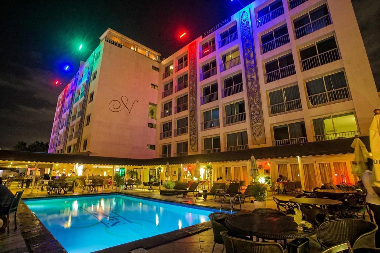 Napolitano Hotel Santo Domingo
