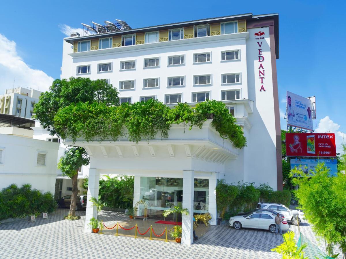 Отель  The Pgs Vedanta