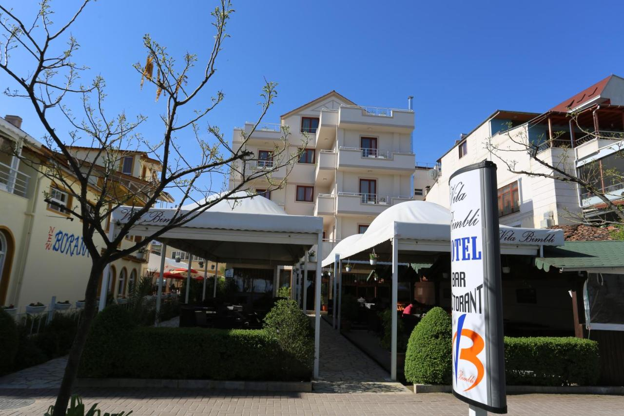 Отель  Guesthouse Bimbli