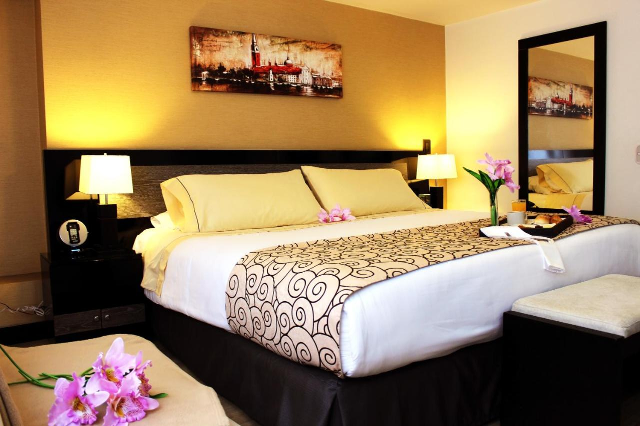 Отель  Hotel Bogota Expocomfort