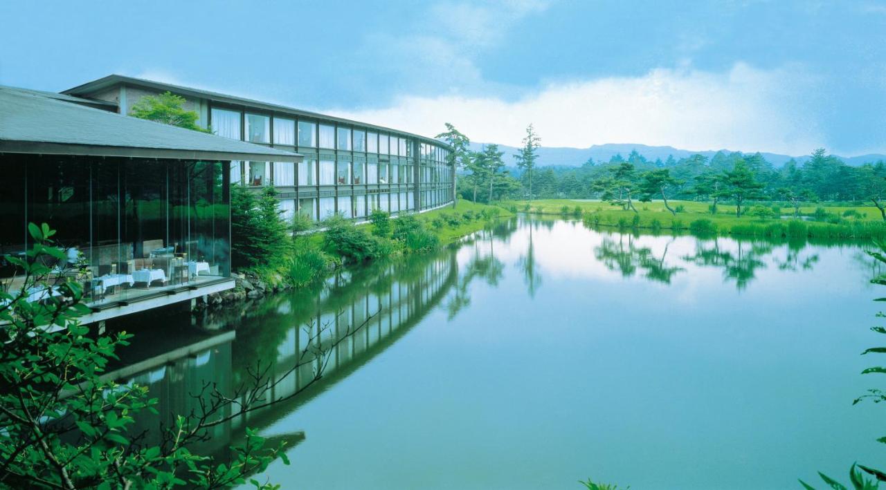 記念日におすすめのホテル・ザ・プリンス軽井沢の写真1