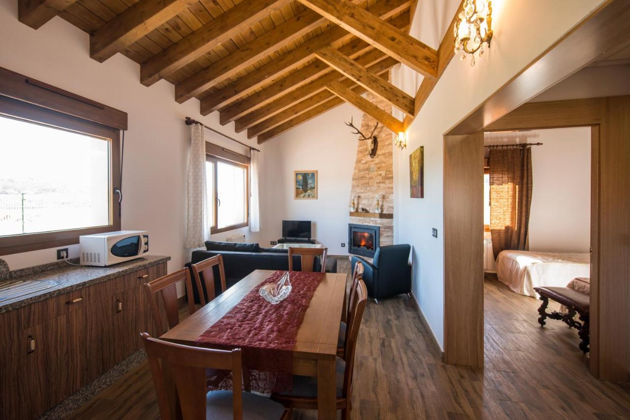 Фото  Загородный дом  Casas Rurales Cuatro Valles