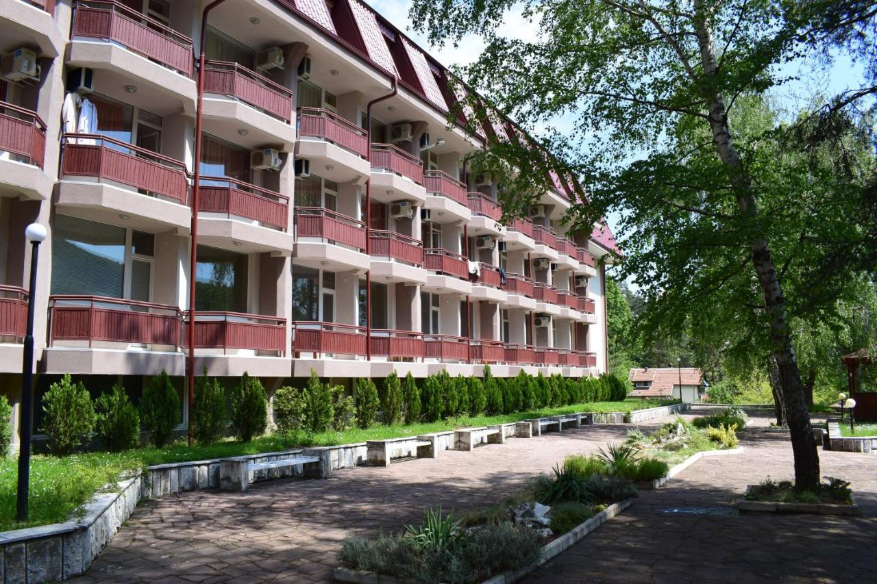 Отель  Constantzia Balneohotel