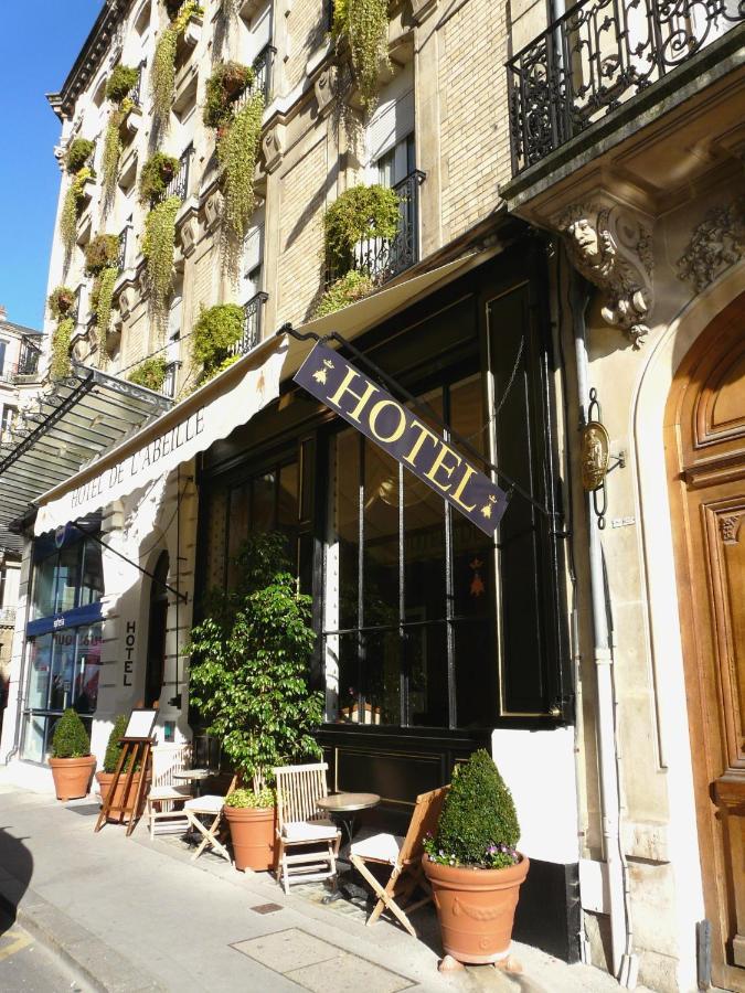 Отель  Hôtel De L'Abeille