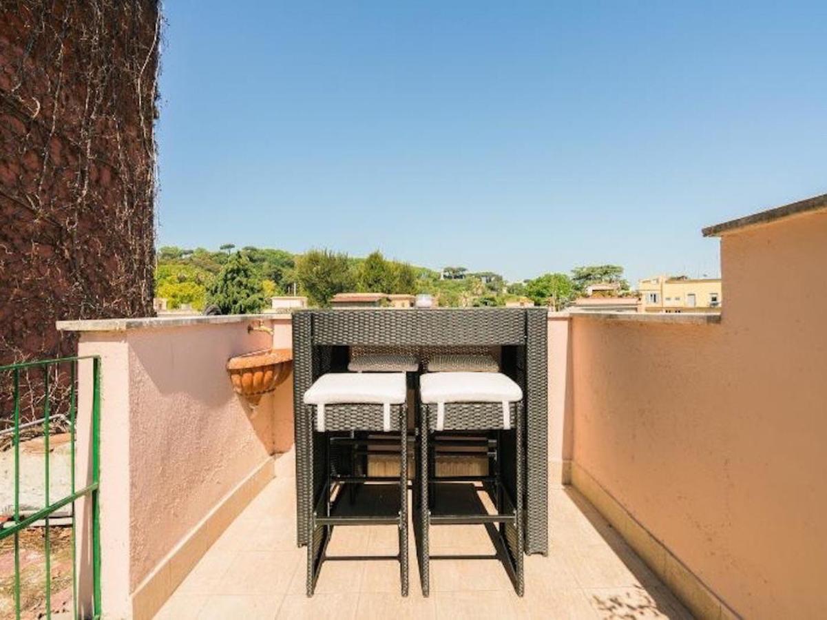 Apartment Garibaldi Roof Garden Rome Italy Booking Com