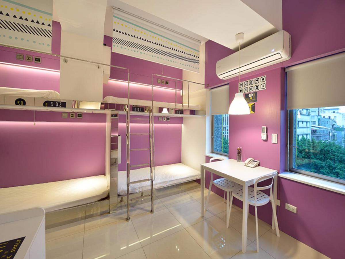 Uinn Travel Hostel one of the best hostels in Taipei, Taiwan