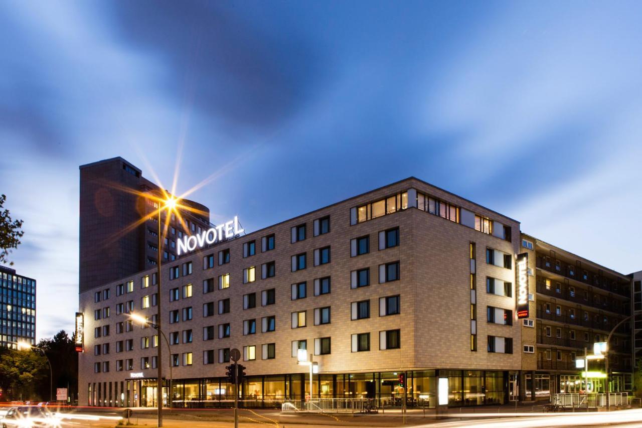 Novotel Hamburg Cityalster November 2019