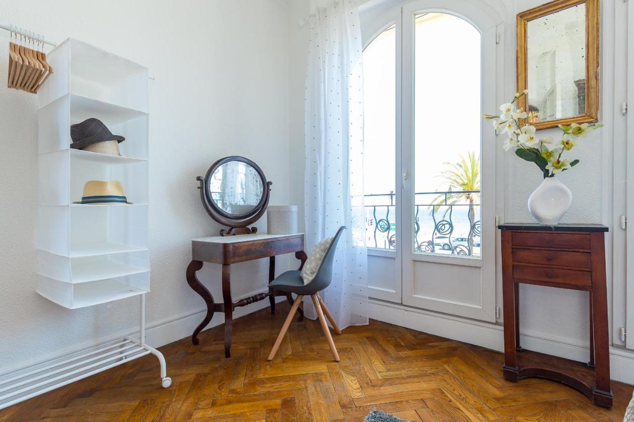 Beautiful Apartment Sea Front Nice France Bookingcom