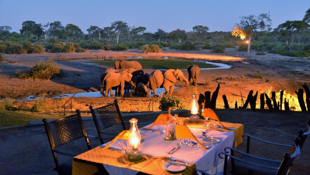 Elephant Valley Lodge Chobe National Park area