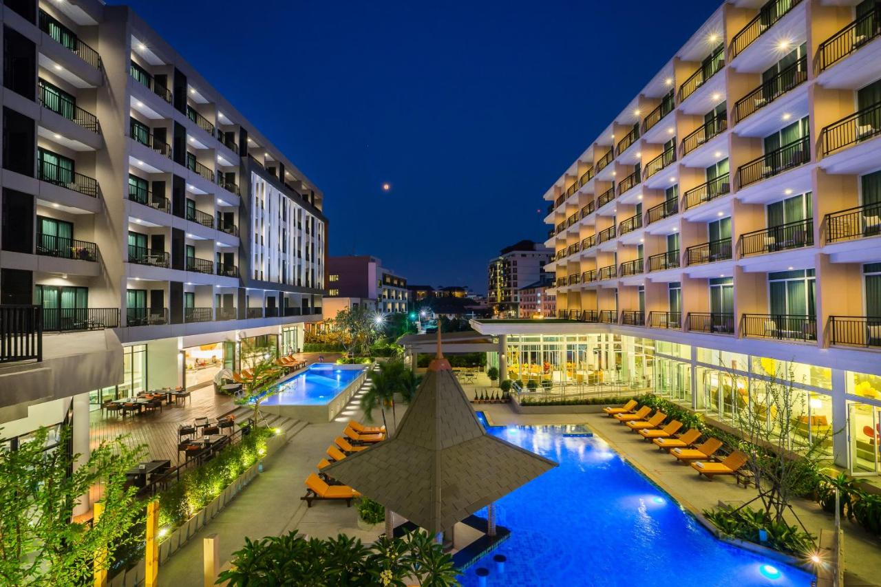 Отель  Hotel J Pattaya