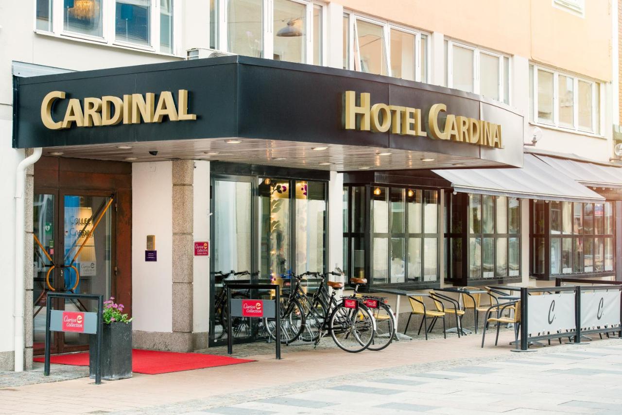 Отель Clarion Collection Hotel Cardinal