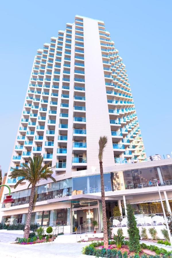 Отель  Port Benidorm Hotel & Spa 4* Sup