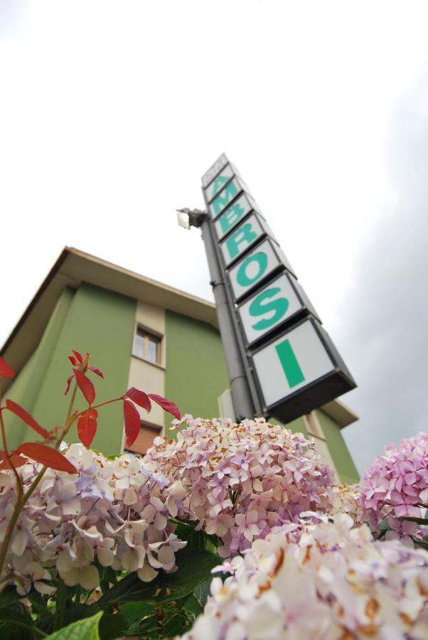 Отель  Hotel Ambrosi