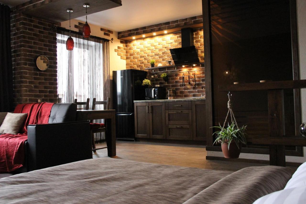 Фото  Апартаменты/квартира  Apartment On Ternopolskaya
