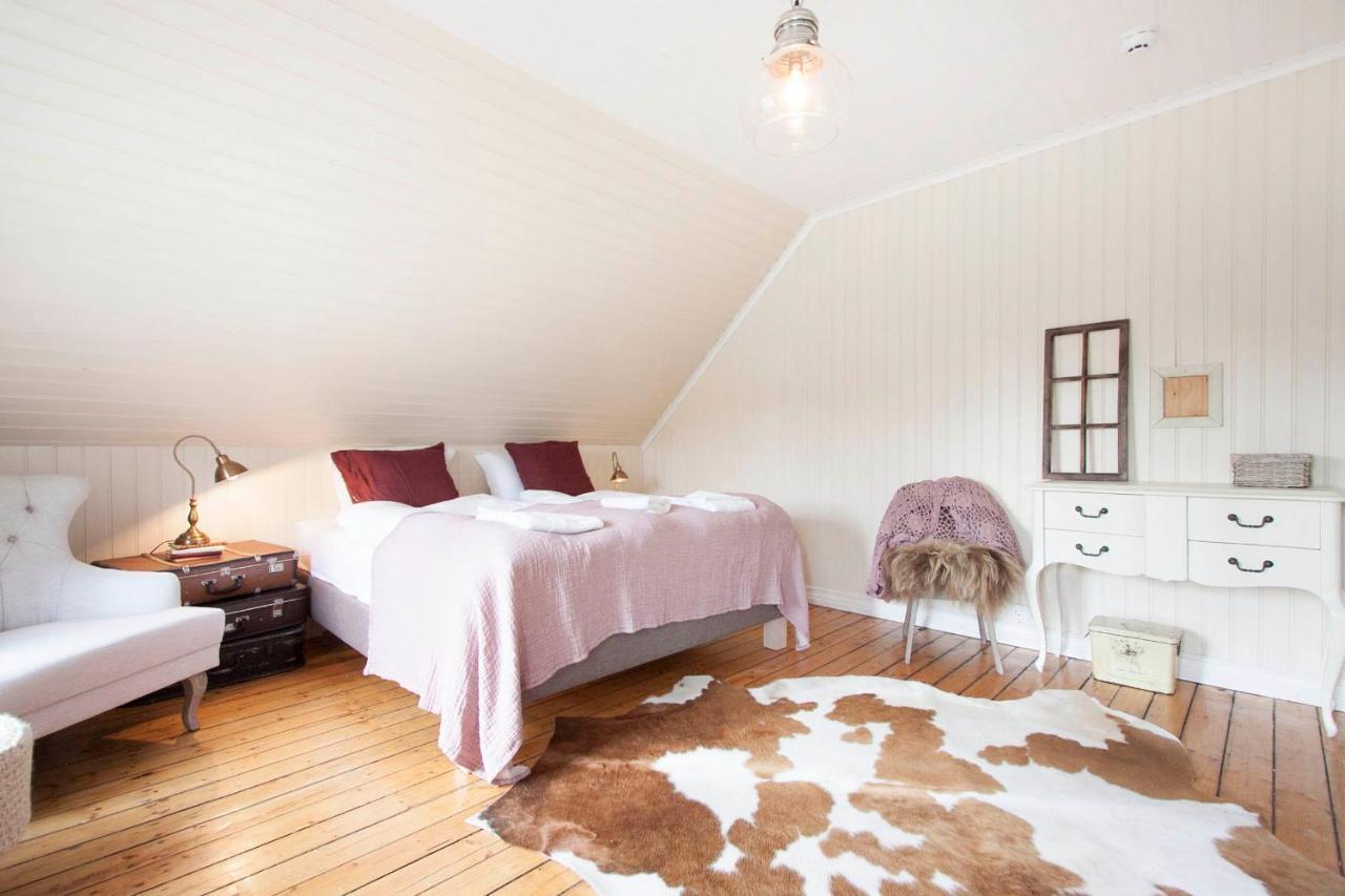 onde dormir islandia